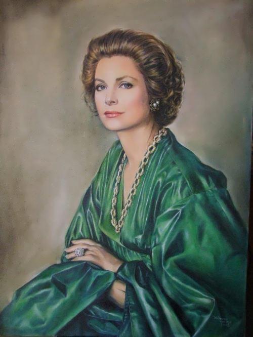 Portrait of Princess Grace