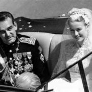 Rainier III and Grace Kelly