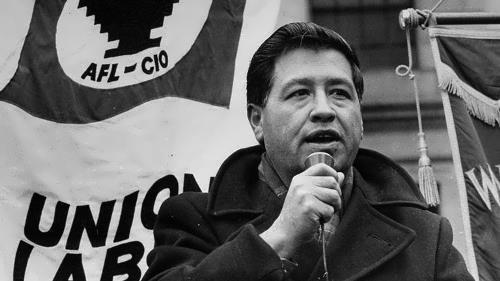 Renowned Cesar Chavez
