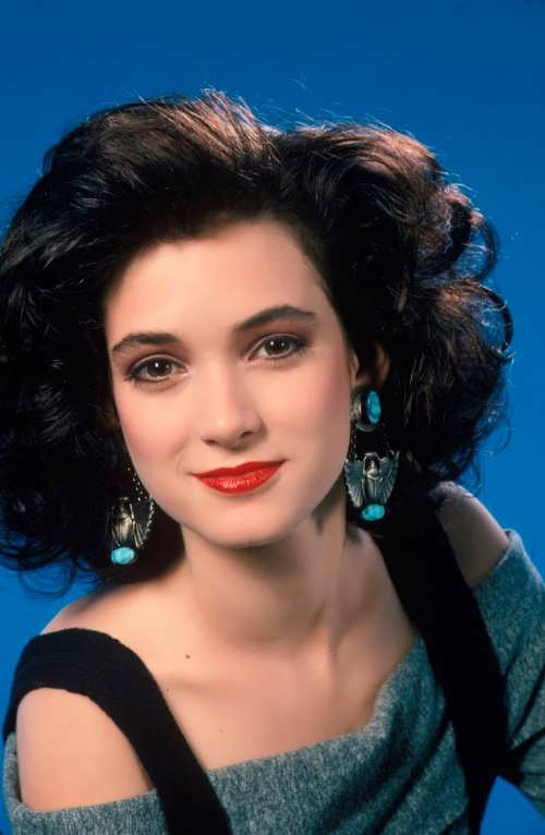 Renowned Winona Ryder