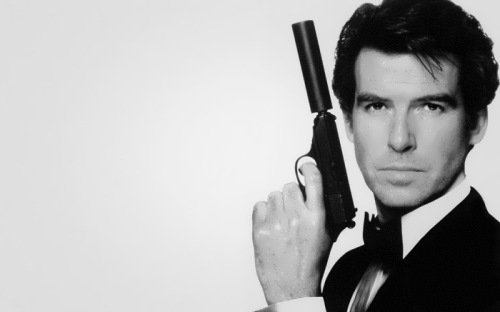 Respected Pierce Brosnan