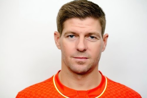 Stunning Steven Gerrard