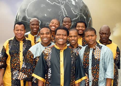 Talented Ladysmith Black Mambazo