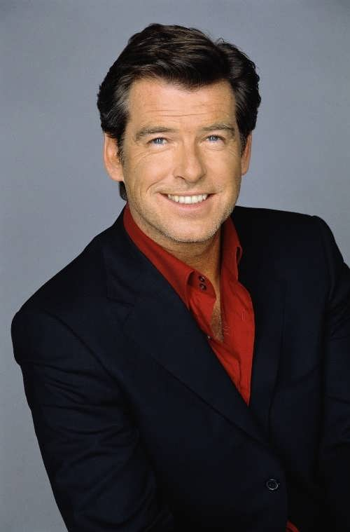 Talented Pierce Brosnan