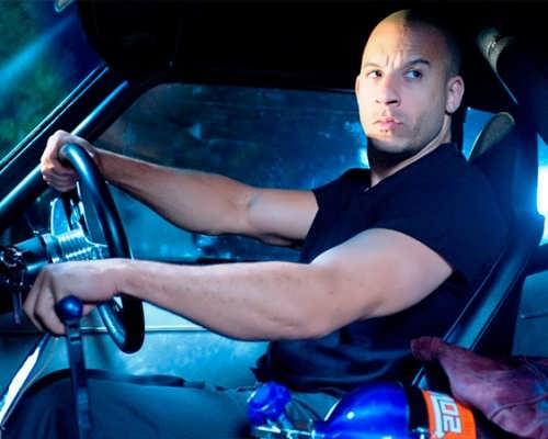 Talented Vin Diesel
