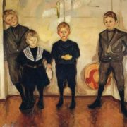 The Four Sons of Dr. Linde, 1903