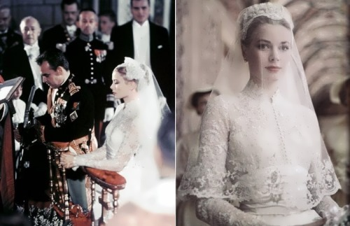 The Wedding of Rainier III and Grace Kelly