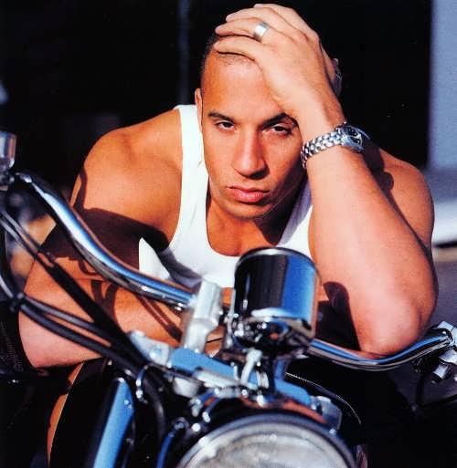 Vin Diesel - American actor