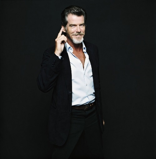 Well known Pierce Brosnan