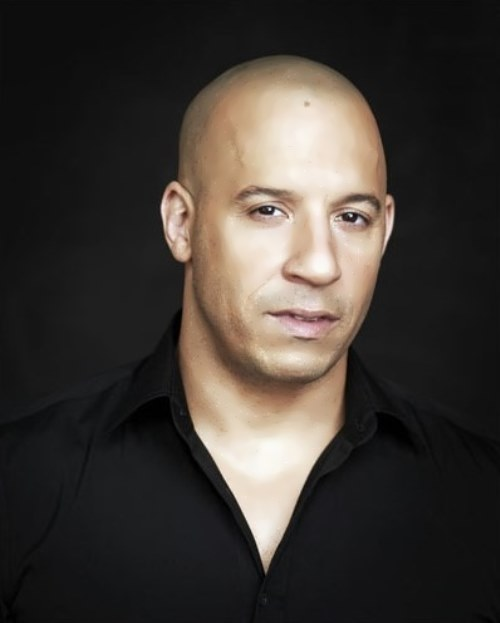 Well known Vin Diesel