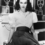 Well known Vivien Leigh