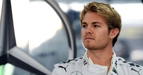 Wonderful Nico Rosberg