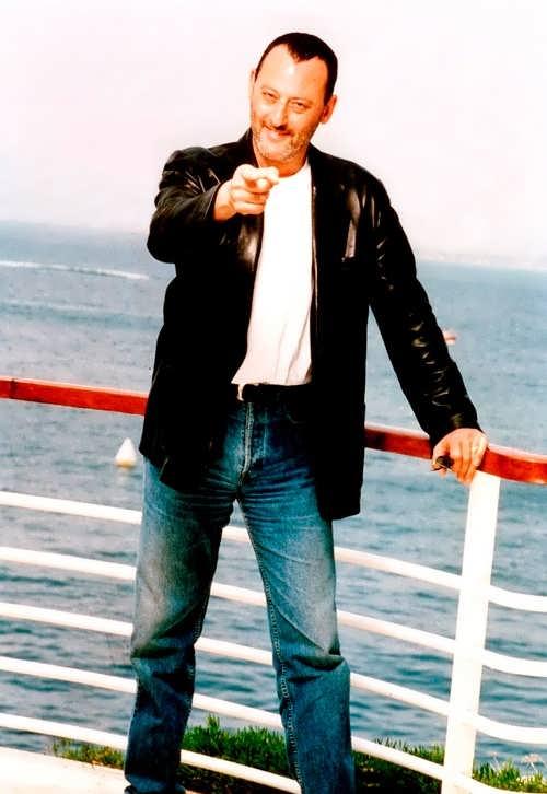 Acclaimed Jean Reno