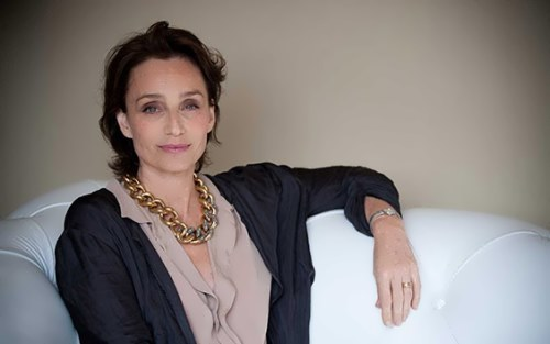 Attractive Kristin Scott Thomas