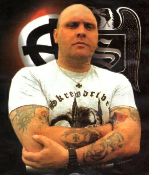 British musician Ian Stuart Donaldson