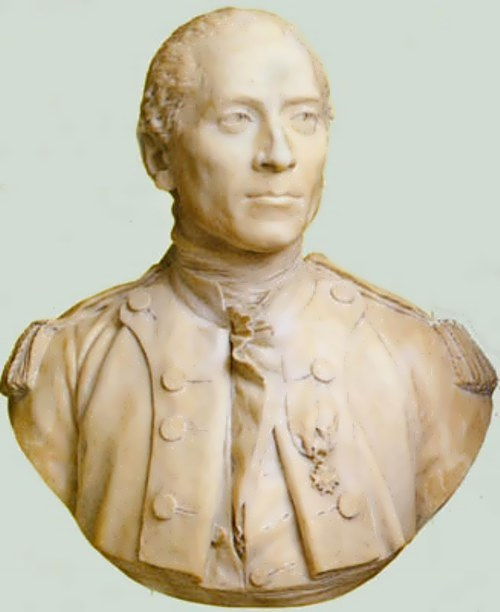 Bust of John Paul Jones