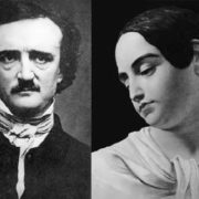Edgar Poe and his wife, Virginia Clemm