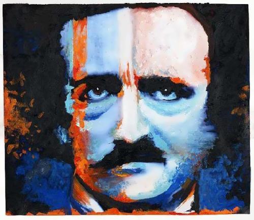 Famed Edgar Allan Poe