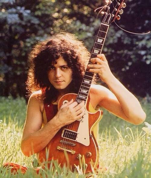 Famous Marc Bolan