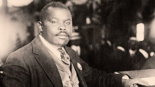 Garvey - Jamaican writer