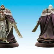 Gilles De Rais - model by Asmodee