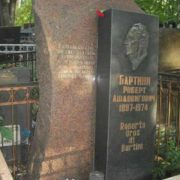 Grave of Robert Bartini