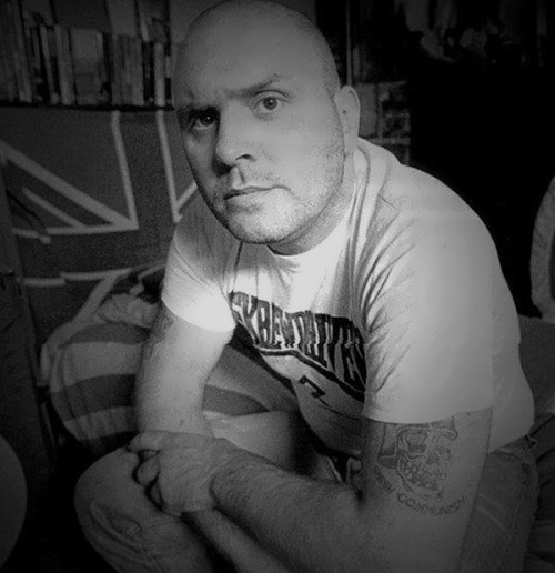 Ian Stuart Donaldson – founder of Skrewdriver