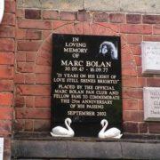 In loving memory of Marc Bolan