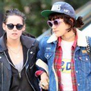 Kristen Stewart and Soko