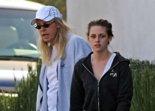 Kristen and her father
