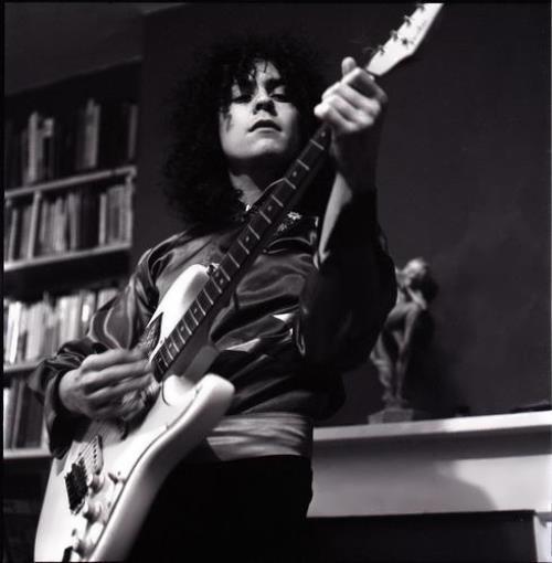 Marc Bolan - British guitarist