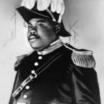 Marcus Garvey – black leader