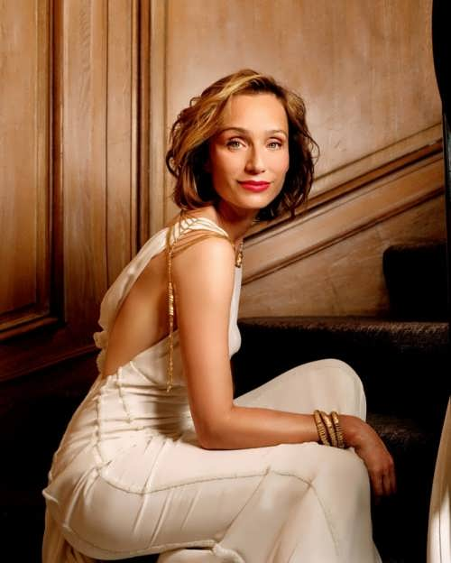 Pretty Kristin Scott Thomas