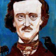 Prominent Edgar Allan Poe
