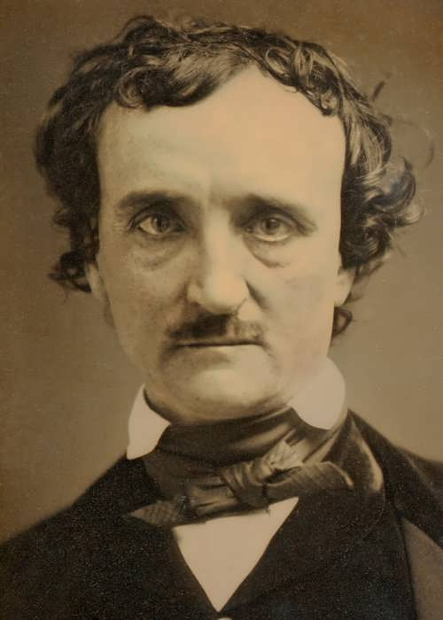 Renowned Edgar Allan Poe