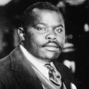 Renowned Marcus Garvey
