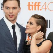 Stewart and Nicholas Hoult