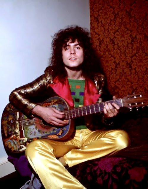 Talented Marc Bolan