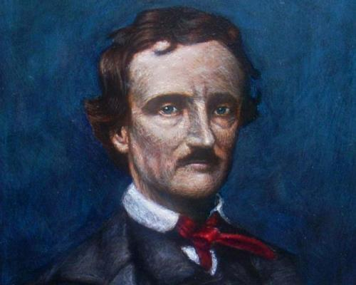 Well known Edgar Allan Poe