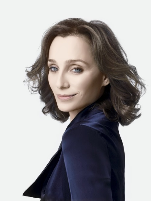 Well known Kristin Scott Thomas