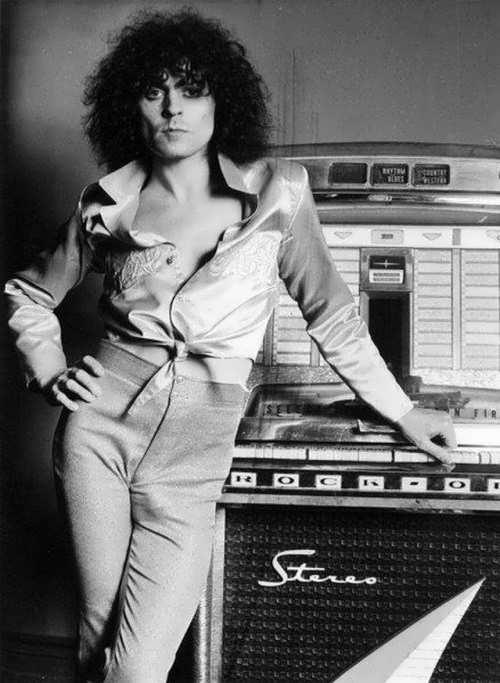 Wonderful Marc Bolan
