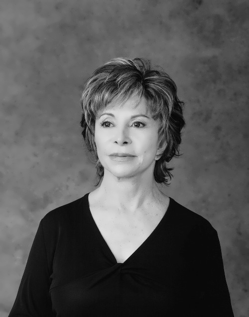 Attractive Isabel Allende