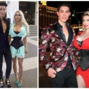 Awesome Justin Jedlica and Pixie Fox
