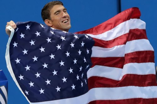 Awesome Michael Phelps