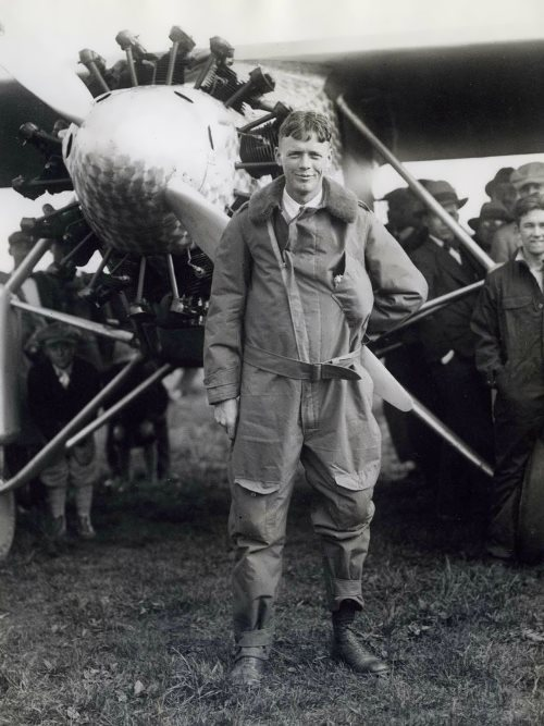 Charles Lindbergh - Lucky Lindy