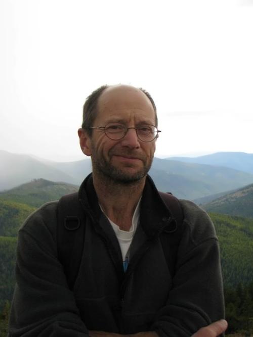 Environmental activist Rick Bass