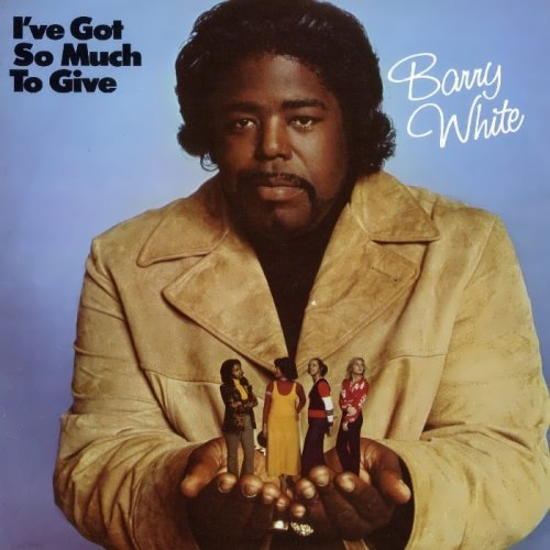 Famed Barry White