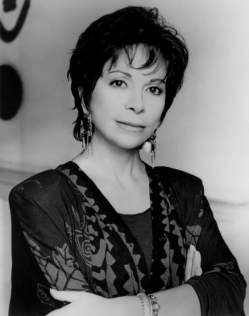 Famed Isabel Allende