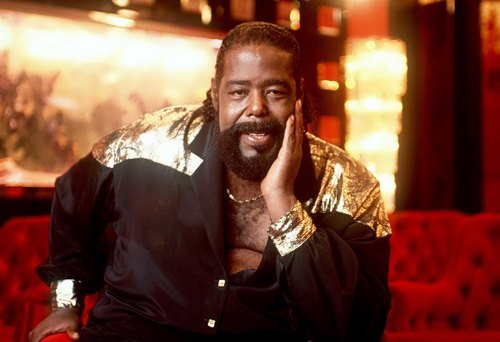 Famous Barry White