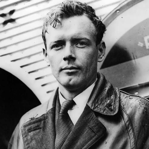 Famous Charles Lindbergh